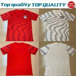 bd3bb9409 2019 world cup Egypt home Soccer Jersey Egypt #10 M.SALAH 19 20 nation football  team soccer shirt home red away white Football uniforms