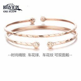 $enCountryForm.capitalKeyWord Australia - Life a treasure, love belief, women's love Oshifro genuine 14K gold bracelet wedding proposal