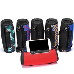 Good Audio Player Australia - E16 Wireless Bluetooth Mini Speaker Outdoor Portable Subwoofer Speakers Manufacturer Wholesale Audio FM Radio Good Sound Better Charge2
