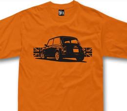 71161c726 T-Shirt for mini cooper fans classic bmc austin british car S-5XL 6  colorsFunny free shipping Unisex Casual Tshirt top