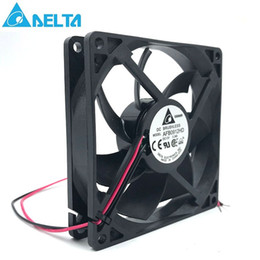$enCountryForm.capitalKeyWord Australia - 10PCS DC brushless cooling FAN new Delta AFB0912HD 92X92X20MM 12V 0.24A(rated 0.14A) 2700RPM 54.60CFM 35.0DBA 2-wire lead