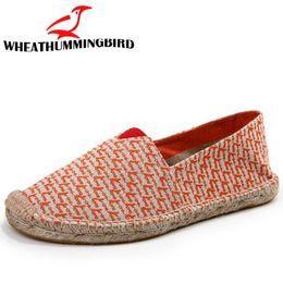 $enCountryForm.capitalKeyWord Australia - 2018 Summer Women casual Canvas Fisherman shoes Ethnic Style Fashion Girl Loafers Shoes ladies Flats driving boat LA-088