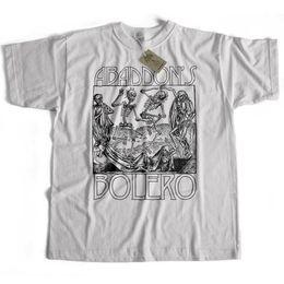 Orange Bolero UK - An Old Skool Hooligans Prog Rock Inspired by ELP T shirt - Abaddon's Bolero Men Women Unisex Fashion tshirt Free Shipping