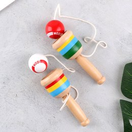 $enCountryForm.capitalKeyWord UK - Kids Wooden Toys Coordination Sword Juggling Ball Kendama Cup and Ball Games Educational Outdoor Funny Toys for Children Gifts