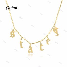 1df62b610f Necklace Old Australia - Old English Choker Personalized Name Necklaces &  Pendants Gothic Necklace For Etsy