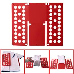 $enCountryForm.capitalKeyWord Australia - wholesale Folding Board Child Adult Clothes Folder Organizer Quick Clothing Folders Boards Clothes Laundry Home Laundry