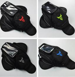 $enCountryForm.capitalKeyWord NZ - New Arrival MC Motorcycle Fuel Tank Bag Magnet Motorbiker Oxford Waterproof GPS Navigation Mobile Bags