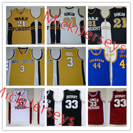 4d2d1248a92  3 Chris Paul  21 Tim Duncan West Forsyth High School Basketball Jersey  44  Kobe Bryant Crenshaw Cougar  33 Kobe Bryant Lower Merion Jersey