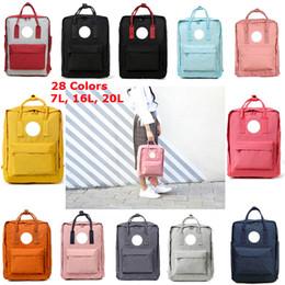 $enCountryForm.capitalKeyWord Australia - Swedish Canvas Fox Backpack Men And Women Junior High School Bag Canvas Waterproof Backpack Brand Sports Handbag For Teen Teenager Boy Girl