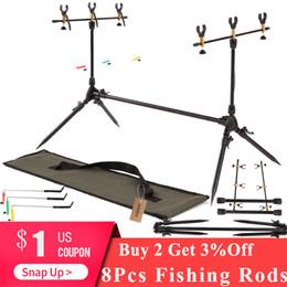 $enCountryForm.capitalKeyWord Australia - Fishing Rods Adjustable Retractable Carp Pod Stand Holder Fishing Pole Stand Tackle Accessory Bracket Carp for Pesca