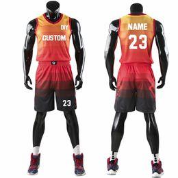 $enCountryForm.capitalKeyWord NZ - Top Quality Men Women Kids Basketball Jerseys Sets Uniforms Boys Sport Kit Clothing Shirts Shorts Suits Side Pockets Customized Q190521