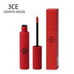Lipstick Chose Australia - 3CE Eunhye House Lipstick Makeup Lip glaze Matte Moisturizer Nutritious Long lasting Easy to Wear Waterproof 10 color to choose