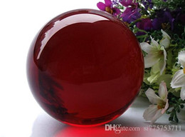$enCountryForm.capitalKeyWord Australia - Asian Rare Natural Quartz red Magic Crystal Healing Ball Sphere 80mm+Stand