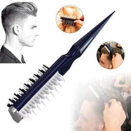 shark types NZ - 3PC Volumia Style Comb - Instant Hair Volumizer Comb Sharks Back Combing Brush Hair Styling tool