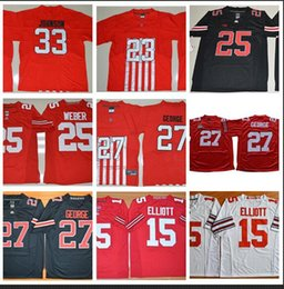 e57911072 ohio state buckeyes football jersey 2019 - Mens Ohio State Buckeyes Pete  Johnson Stitched Name Number Game