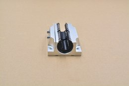 Block Bearings NZ - TBR30LUU aluminum block 30mm Linear motion ball bearing slide block match use TBR30 30mm linear guide rail