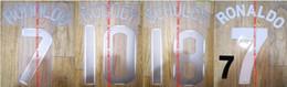 $enCountryForm.capitalKeyWord Australia - Retro RONALDO #7 ROONEY #10 SCHOLES #18 GIGGS #11 name numbering nameset patch badge