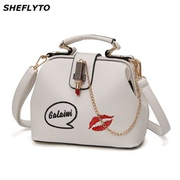 $enCountryForm.capitalKeyWord Australia - 2019 New Handbags Women's Bag Designer Small Shoulder Bags Female Fashion Chain Crossbody Messenger Bags Girls Cute Doctor