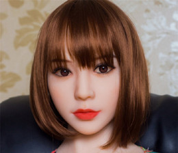 $enCountryForm.capitalKeyWord Australia - 2019 New Top Quality Sex Doll Head For Japanese Adult Dolls And Silicone Love Doll Oral Sexy Toys for men