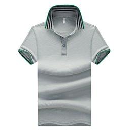 763b8bd1c Mens plus size t shirt online shopping - 2019 Men Polo T Shirts Polos Slim  Male