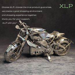 China Vengeance Motorcycle Collection Puzzle 3d Metal Assembly Model 1:16 Playmobil Hobbies Puzzles Toys For Children Gift cheap toys playmobil suppliers