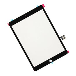 Wholesale 10Pcs Touch Screen Digitizer For iPad 7 10.2 7th Gen A2197 A2198 A2200+Adhesive Replacement DHL Free