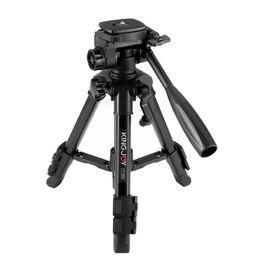 Dslr Camera Stand Tripod Australia - Foldable Flexible Selfie Tripod Stand Mount Holder For Canon Nikon Sony DSLR Camera for iPhone Cell Phone +Bag