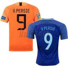 2018 Netherlands Soccer Jerseys v.Persie Sneijder Cruyff Robben 2016 Futbol  Camisa Football Camisetas Holland Shirt Kit Maillot b100f1739