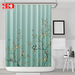Chinese Shower Curtains UK