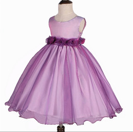 c052ecf2d0 Flower girl dresses prices online shopping - HG Princess T T Organza Kids  Party Gown Prom Dress
