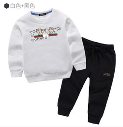 $enCountryForm.capitalKeyWord NZ - 2019 Baby classic Clothing Sets Children's Garment Autumn And Winter New Pattern Male Girl Sweater Suit childrens jacket coat shirt12 eiore