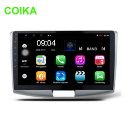 Gps cc online shopping - COIKA quot Android System Car Display Screen For Volkswagen Passat CC B6 B7 Car DVD Google GPS Navi Radio Blue Tooth WIFI SWC DVR RDS