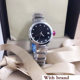 $enCountryForm.capitalKeyWord Australia - Quartz Womens Wristwatches 29MM Silver Stainless Steel Bracelet Date Women Watch Ladies Watches Black Mother Of Pearl Diamond Dial