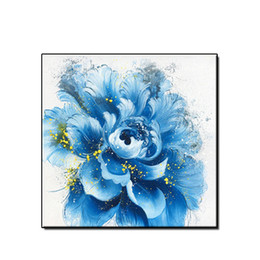 $enCountryForm.capitalKeyWord UK - Beautiful flowers abstract oil painting wall art pictures home decor Hand-painted landscape on canvas for living room bedroom no framed