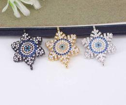 Wholesale Jewelry Evil Eye Connectors Online Shopping | Wholesale