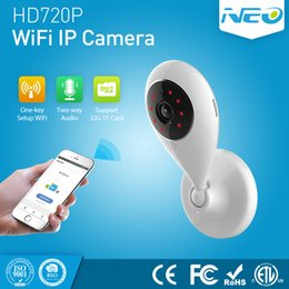 Realtime Camera Australia - WiFi Indoor IP Camera Smart Wireless Indoor Mini Camera NIP-55 HD Realtime Recording Smartphone Monitor Remote Control Speaker Home Camera