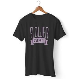 0c56806a Flower Girl Engagement Married Daughter Party Man's Woman's T-Shirt  Harajuku Summer 2018 Tshirt Fan Pants T Shirt