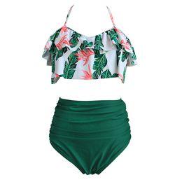 $enCountryForm.capitalKeyWord Canada - High Waist Bikini Sexy 3XL Female Swimsuit 2019 Plus Size Swimwear Women Brazilian Push Up Bikinis Set Swimming for Bathing Suit