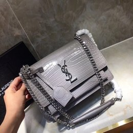 $enCountryForm.capitalKeyWord NZ - vvtisks8 876858 new gray chain bag WOMEN HANDBAGS ICONIC BAGS TOP HANDLES SHOULDER BAGS TOTES CROSS BODY BAG CLUTCHES EVENING