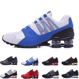 mens casual tennis shoes UK - 2019 new men avenue 802 803 080 turb shoes black white man tennis casual red bottom shoe mens sports designs sneakers