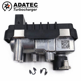 i electronic NZ - GT2256VK 736088 6470900280 Turbo electronic actuator G-186 712120 6NW 008 412 for Mercedes Sprinter I 216CDI 316CDI 416CDI OM647