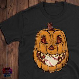 baseball costume women 2019 - Funny Pumpkin Baseball Halloween Costume t shirt Gift for Men Women Kids T-Shirt Men Women Unisex Fashion tshirt Free Sh