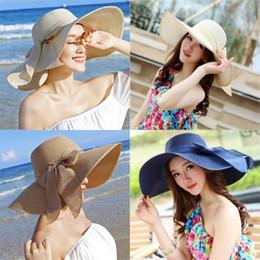$enCountryForm.capitalKeyWord NZ - 2019 New ladies summer hats with brim new brand straw hats for women beach sun hats floppy sunhat,chapeau femme