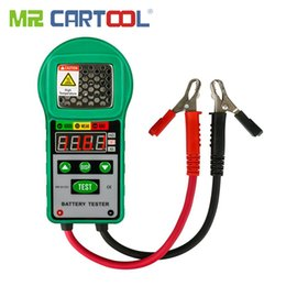 $enCountryForm.capitalKeyWord Australia - Car Battery Tester Analyzer 6V 12V DC UPS Automotive 4-wires Resistance Test Auto For Solar Battery Energy Storage Marine