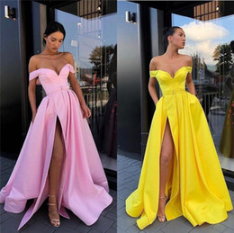 a596344dfe1a Vestidos De Coctel Rosa Largos Baratos Online | Vestidos De Coctel ...