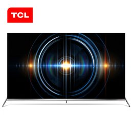 Inch Flat Panel Australia - Original TCL 65-inch 65C66 full scene AI TV 4K uhd full ecological HDR  Anti-shake and Blu-ray flat-panel TV FedEx Free Shipping