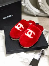 Girls flashinG online shopping - Hot Selling Autumn Winter Flash Bling Fur Hairy Slippers Indoor Hair Slippers