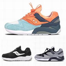 5a2ec115855 New Fashion Premium 9000 Boots Diseñador de marca Hombres Mujeres Zapatos  Premier X Saucony Sneakers transpirables Tamaño 36-45 Venta online