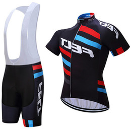 $enCountryForm.capitalKeyWord Australia - Free Shipping Felt Cycling Jersey 3d Gel Pad Bike Shorts Ropa Ciclismo Quick Dry Team Bicycling Wear Mens Summer Bicycle Maillot Suit