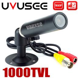 Bullet proof cctv online shopping - CCTV Sony CCD TVL mm HD Mini Bullet Security Camera Surveillance with Bracket